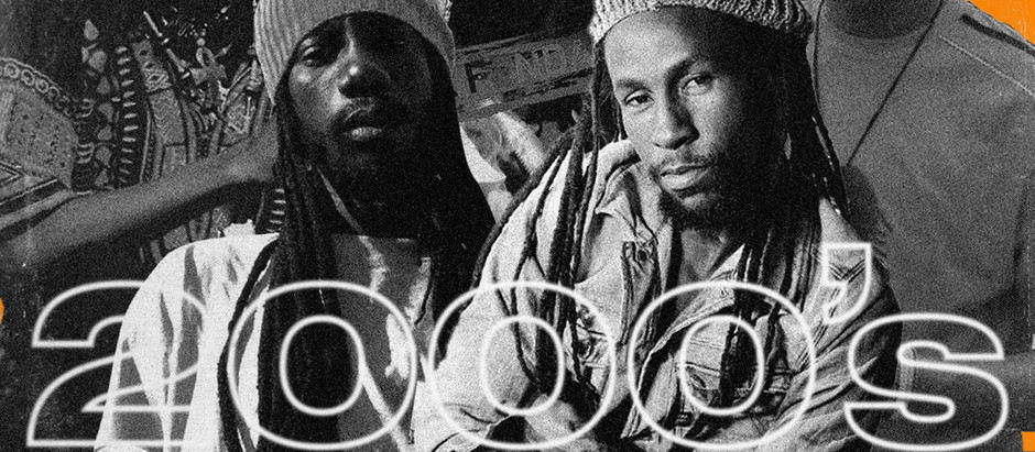 [Mighty Crown / Music Wednesday] #10 2000's One Drop Reggae MIX by SAMI-T from MIGHTY CROWN