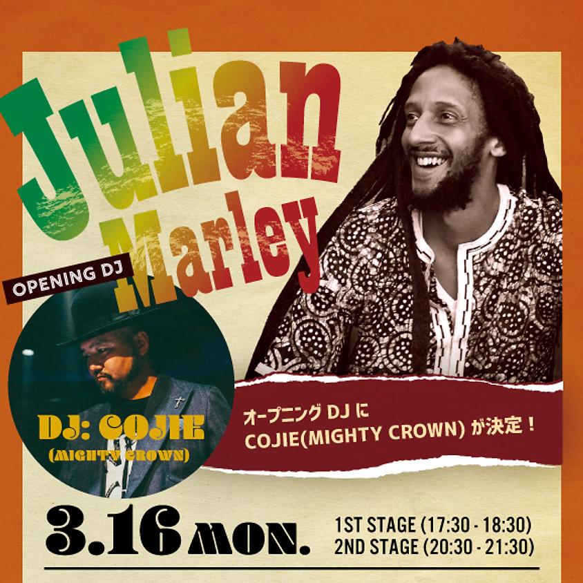 bilboard Live Tokyo - Julian Marley