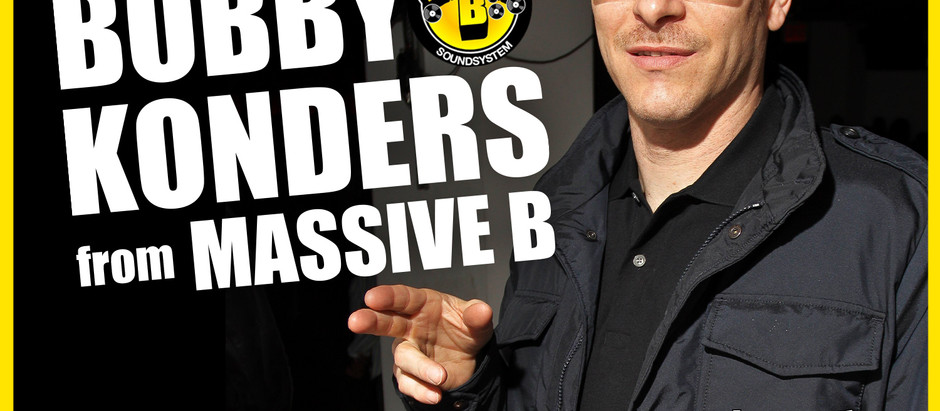 MIGHTY CROWN TV -BOBBY KONDERS / MASSIVE B / HOT97 INTERVIEW [日本語字幕]
