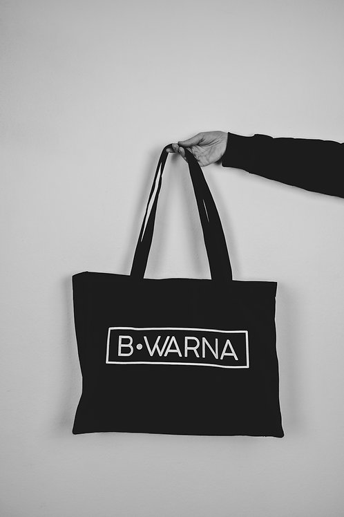 HITAM Shopping Bag