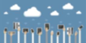 Web proxy filtering service