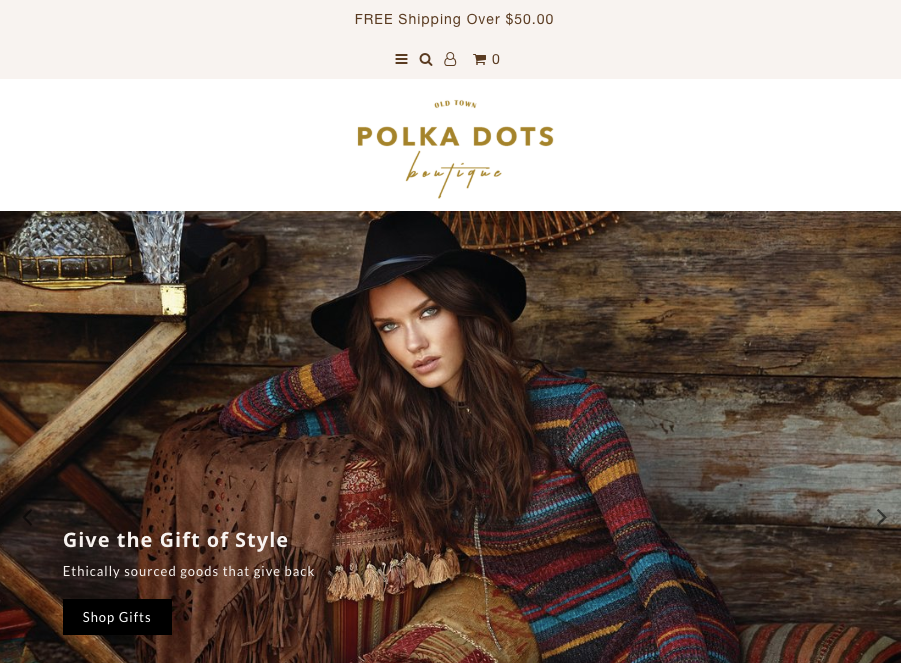 Polka Dots Boutique