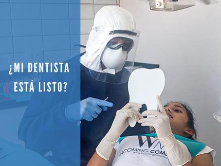 ¿Mi dentista está listo para atenderme durante el coronavirus?