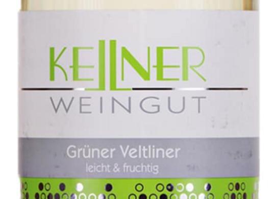 Grüner Veltliner leicht & fruchtig