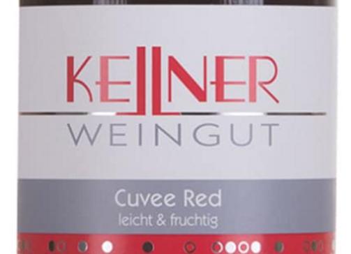 Rotwein Cuvee Red 2018