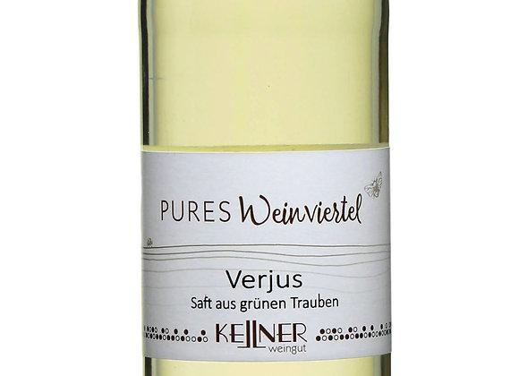 Verjus ( Saft aus grünen Trauben )