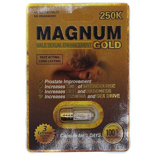 MAGNUM GOLD 250K!