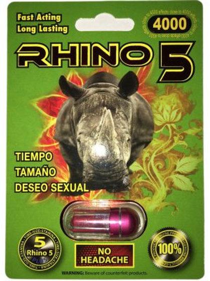 Rhino 5!