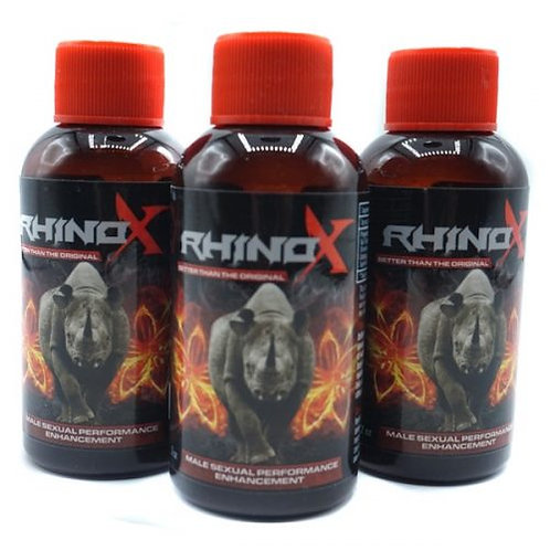 RHINO X (3 BOTTTLES)