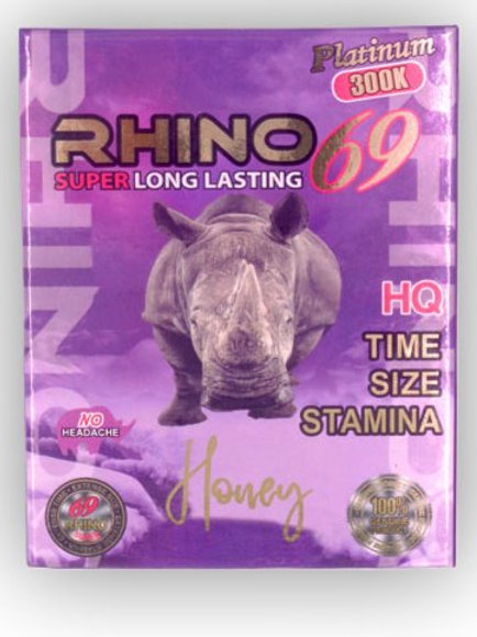 Rhino 69 Honey Sachet!