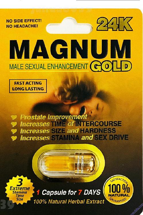 MAGNUM GOLD 24K!