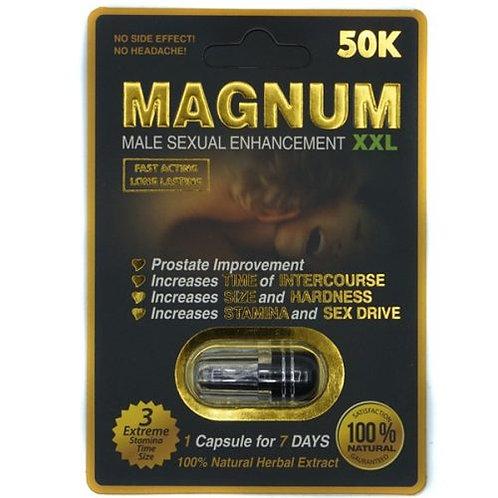 MAGNUM 50K! 50K XXL!