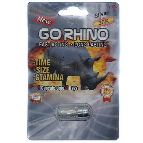 GO RHINO SILVER 30K!!