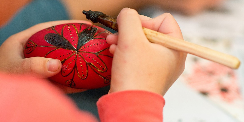 ELMARAD! - Húsvéti tojásírás