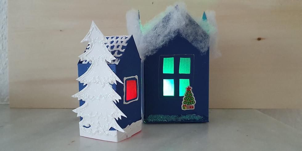 Karácsonyi kézműves foglalkozás gyermekeknek