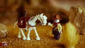Halloween in the old west