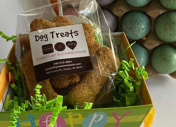 Dog Treat Easter Basket