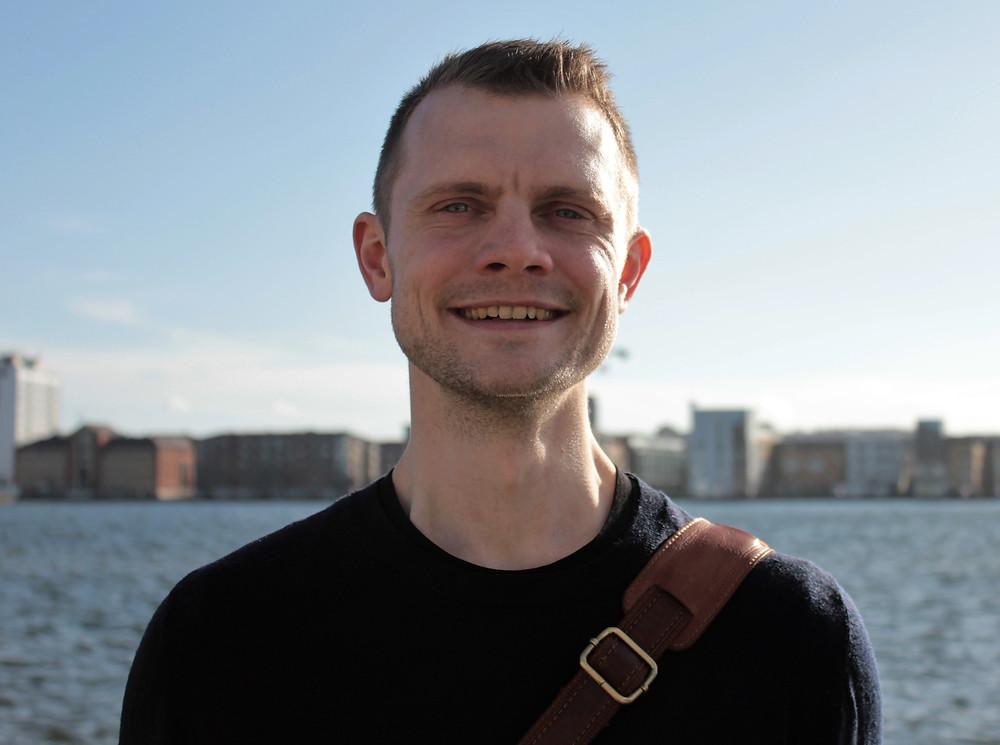 God arbejdslyst - Mads Rune Holdgaard Halvorsen
