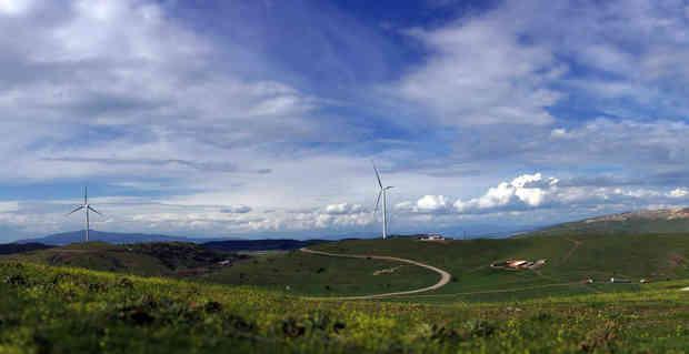 ALİAĞA RÜZGAR ENERJİ SANTRALİ ( 19,20 MW )
