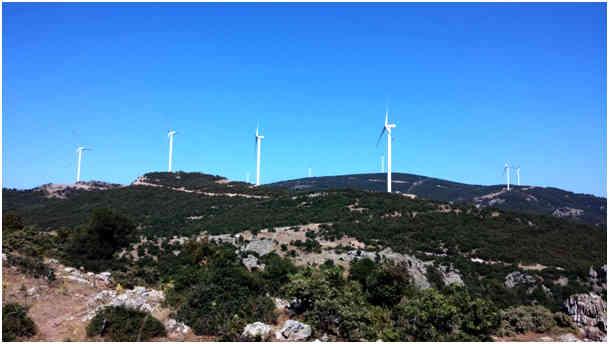 BANDIRMA RÜZGAR ENERJİ SANTRALİ ( 50 MW )