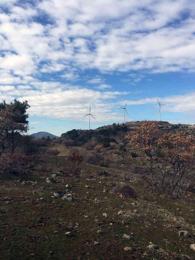 ÇATALTEPE RÜZGAR ENERJİ SANTRALİ ( 27,75 MW )
