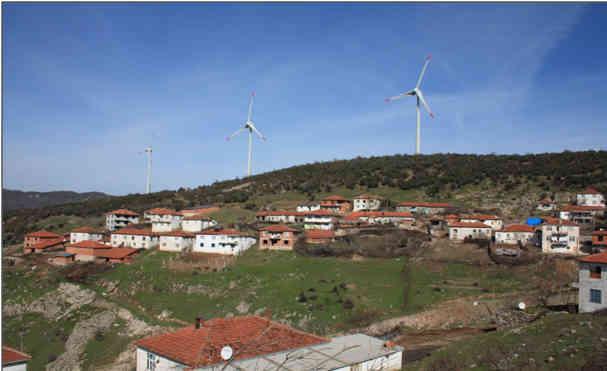 KUYUCAK RÜZGAR ENERJİ SANTRALİ (50,1 MW )