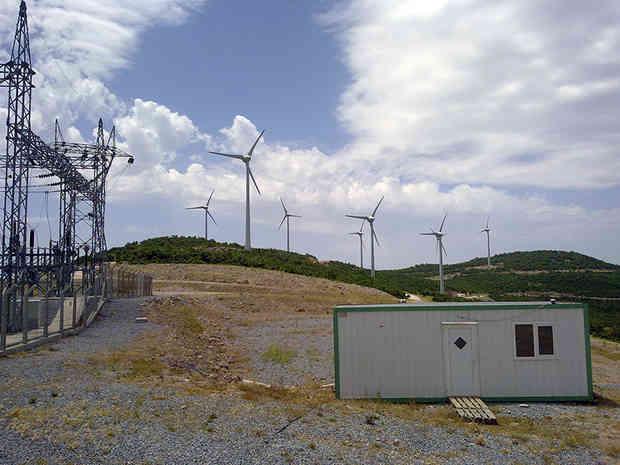 SAYALAR RÜZGAR ENERJİ SANTRALİ ( 54.20 MW )