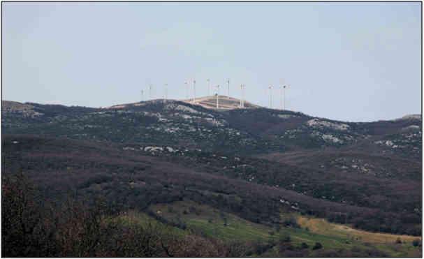 KELTEPE RÜZGAR ENERJİ SANTRALİ ( 29,90 MW )