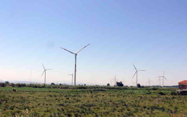 ÇATALBÜK RÜZGAR ENERJİ SANTRALİ ( 25.20 MW )