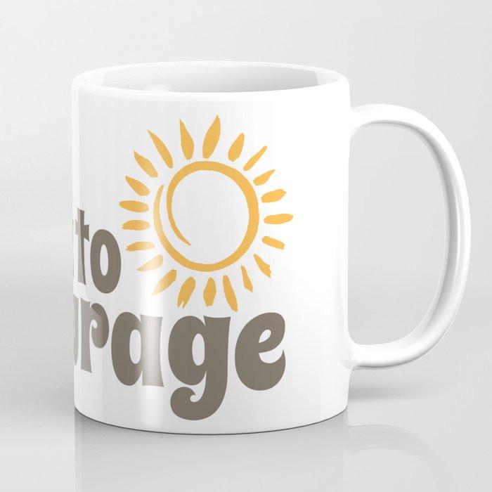 Speak to Encourage Mug