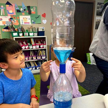 Kindergarten - Science
