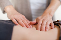 Chi Nei Tsang massage, abdominal massage, belly massage, hands on belly