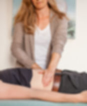 Chi Nei Tsang Massage, Belly massage, abdominal massage, relaxation