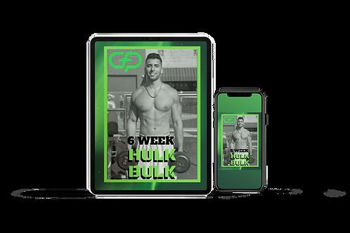 6 Week Bulk Program