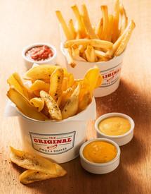 The Original batas fritas