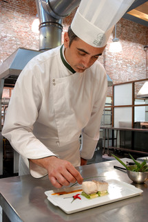 chef Lúcio Mauro Oliveira