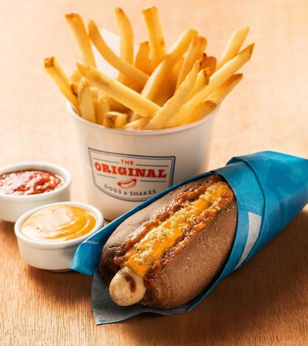 The Original hot dog