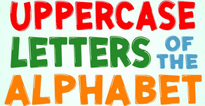 Uppercase Letters of the Alphabet