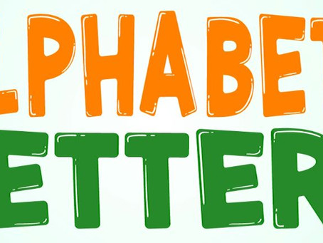 The Alphabet - Letter Aa
