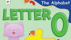 The Alphabet - Letter Oo