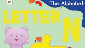 The Alphabet - Letter Nn