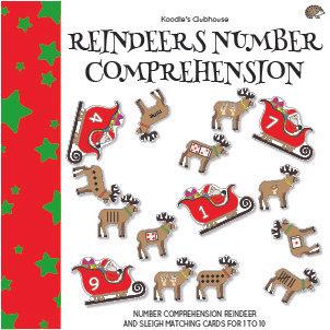 Reindeers Number Comprehension