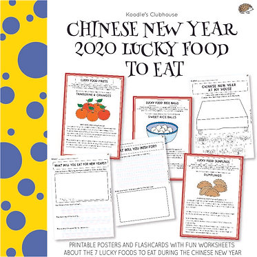 Chinese New Year 2020 Lucky Food to Eat
