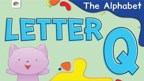 The Alphabet Letter Qq