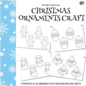 Christmas Ornaments Craft