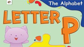 The Alphabet Letter Pp