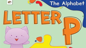 The Alphabet Letter Pp