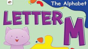 The Alphabet - Letter Mm