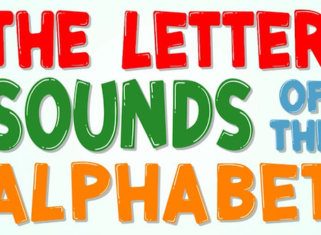 Letter Sounds of ABC