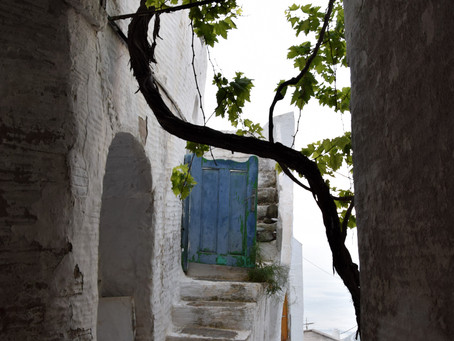 About Tinos island
